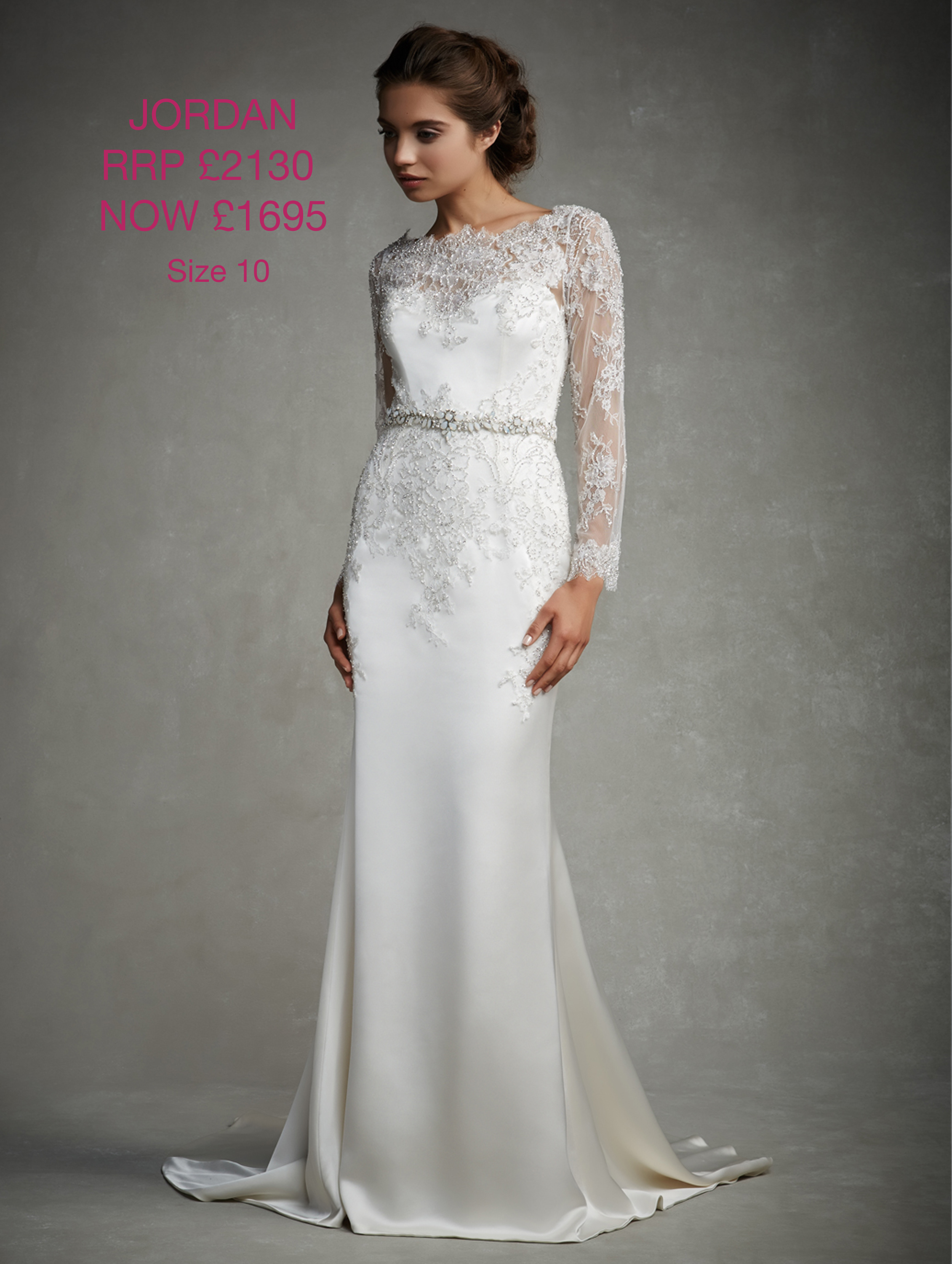 Enzoani & Blue by Enzoani Sale Wedding Dresses - Butterfly Bridal ...