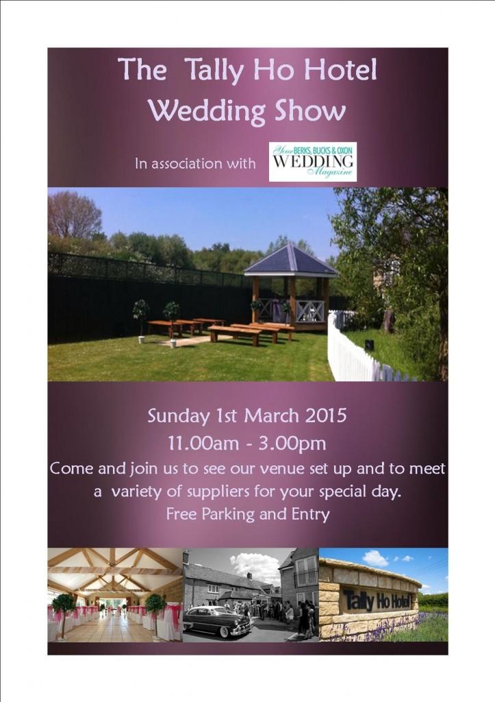 Oxfordshire wedding fairs