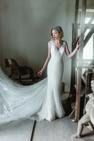2618 by Benjamin Roberts - Butterfly Bridal Boutique