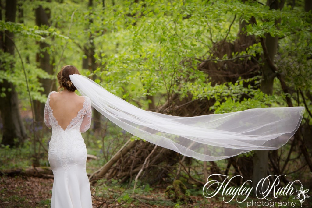 Veils at Butterfly Bridal Boutique