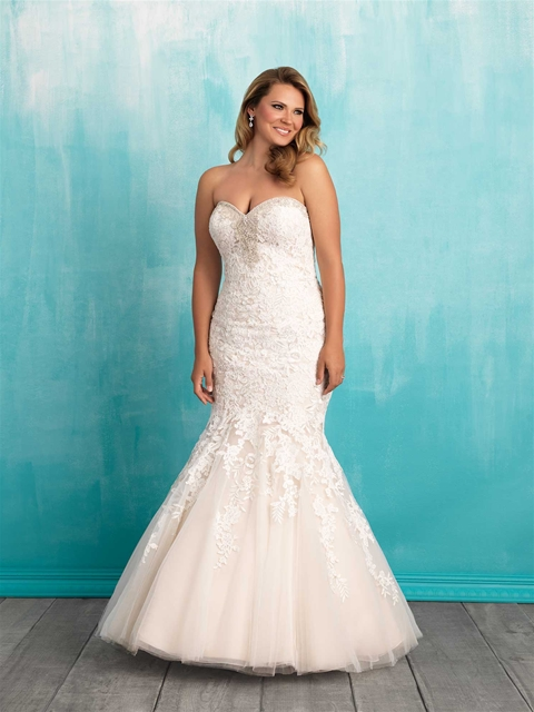 W371 by Allure - Butterfly Bridal Boutique