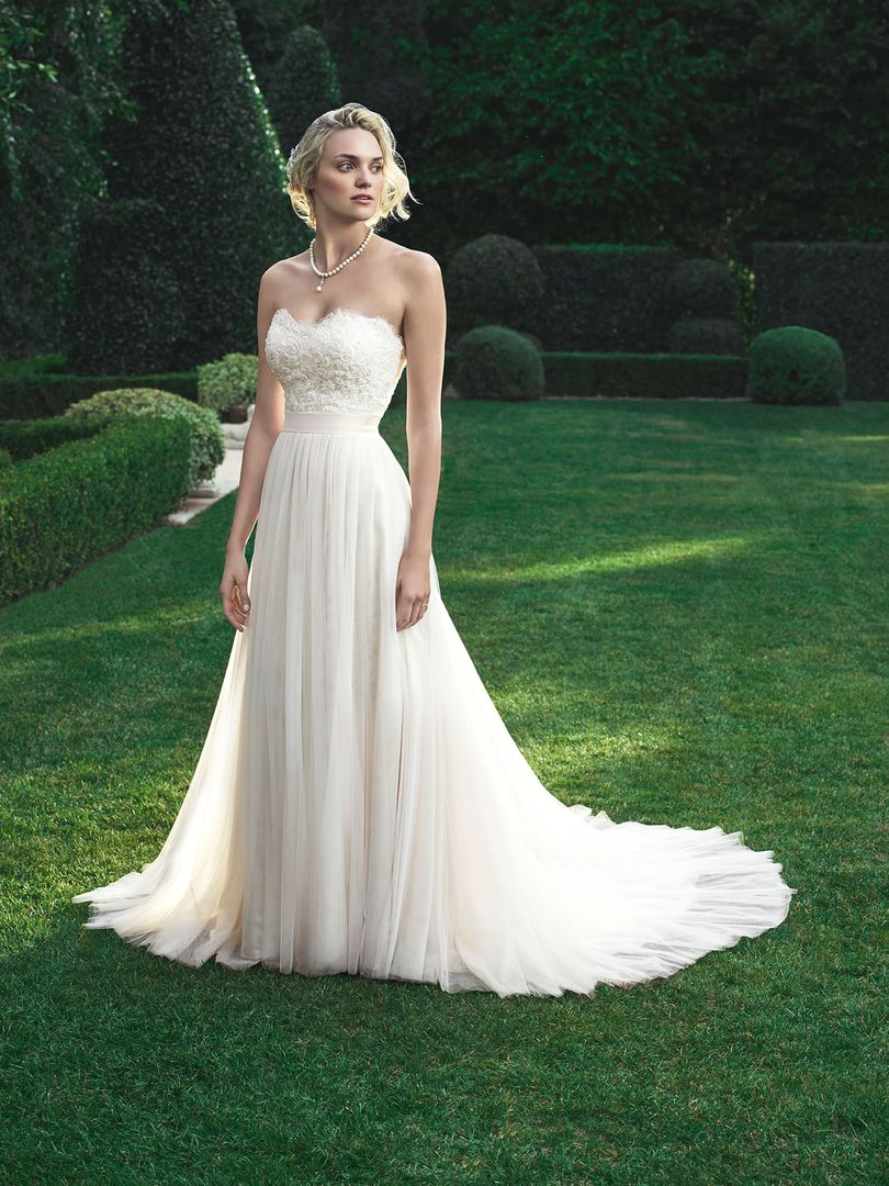 2205 By Casablanca Bridal