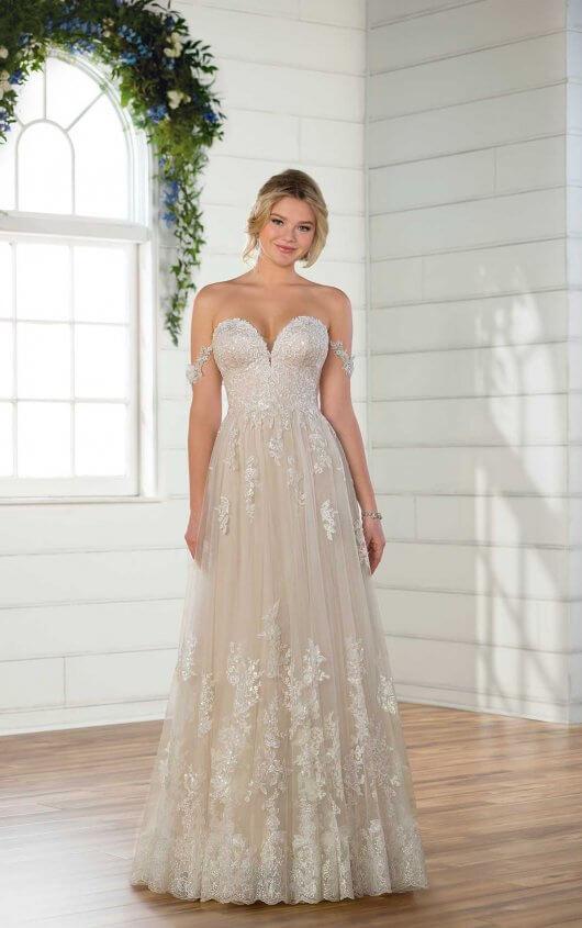 d40ff411d3cb D2537 by Essense of Australia - Butterfly Bridal Boutique