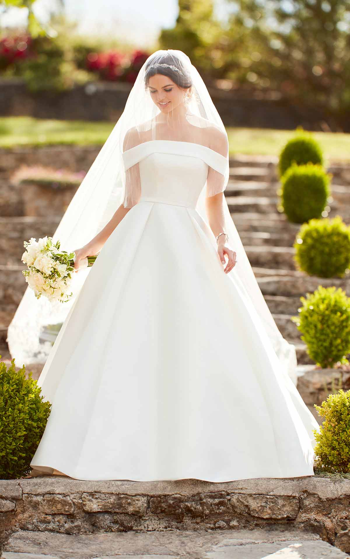 9aaa3e84469c D2716 by Essense of Australia - Butterfly Bridal Boutique